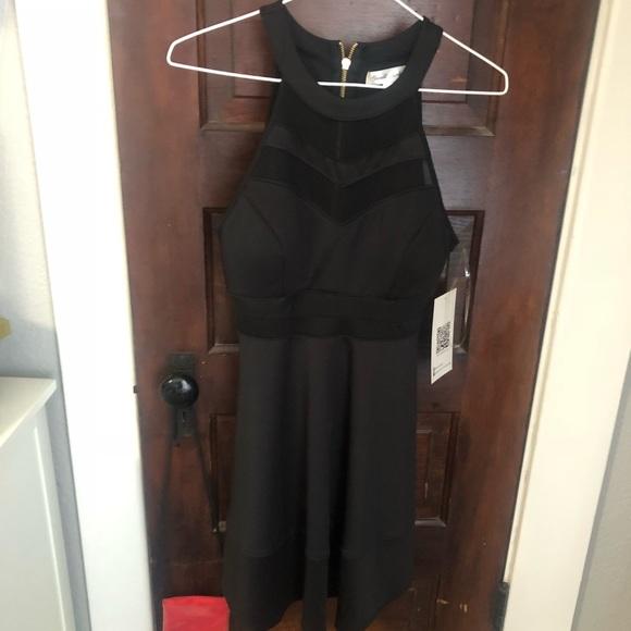 Emerald Sundae Dresses & Skirts - NWT black party dress